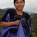 Mujer con huipil morada - Woman; Chalchihitán, Chiapas, Mexico por Lon&Queta