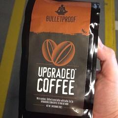 Bulletproof Upgraded Coffee