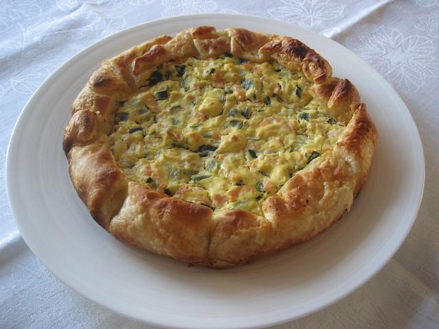 Quiche Zucchine e Ricotta Bimby