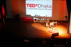 Mahaan Fahim at TEDxDhaka 2013