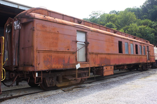 chattanooga train tn tennessee traincar rpo tennesseevalleyrailroad tvrm railwaypostoffice bmok bmok2