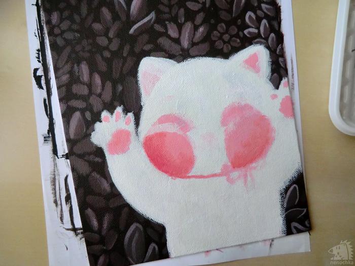 WIP Kitten 04