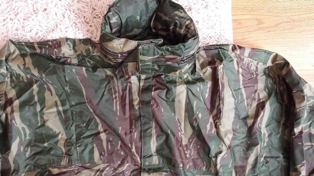 Greek Lizard Stowable Rain Jacket 10237266283_f8ea426878_b