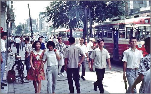 Seoul 서울 1968-08-08 종로이가 鍾路二街 N°68D08-0727