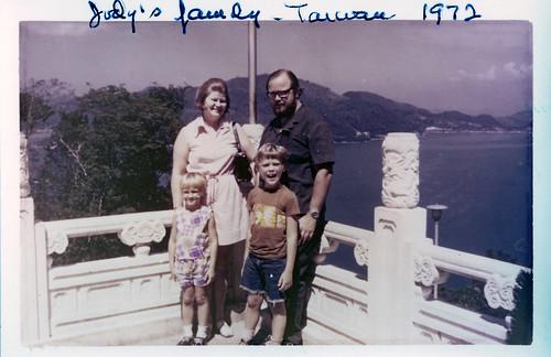 1972-10 Sun Moon Lake JKL JEL MEL Jay Taiwan