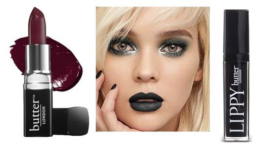 Haloween Looks by Butter London, vampy look