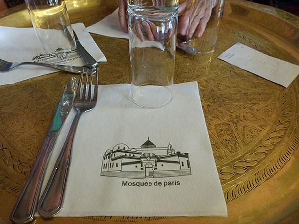 mosquée couvert