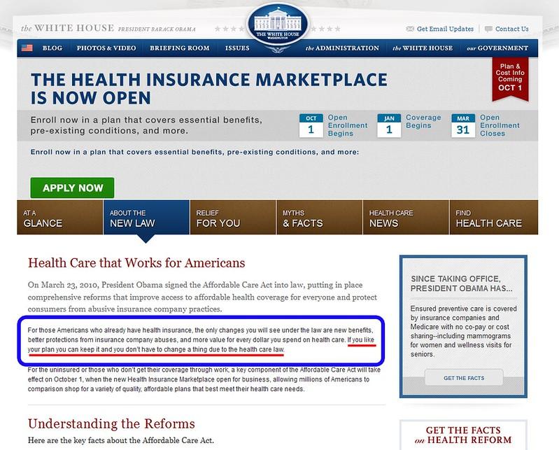 White House Still Says... (w/markup)