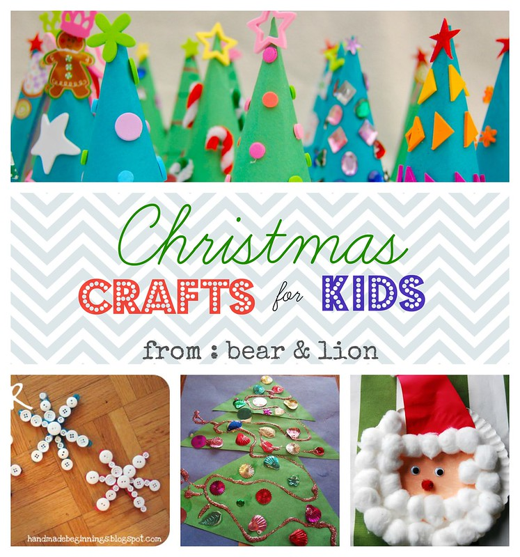christmas crafts, kids christmas crafts, paper crafts, reindeer crafts, santa claus crafts