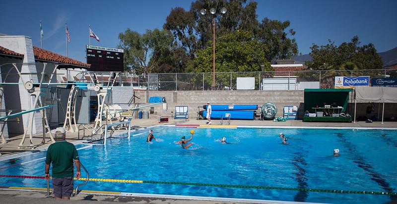 Cuesta College Women's Water Polo Alumni 2013