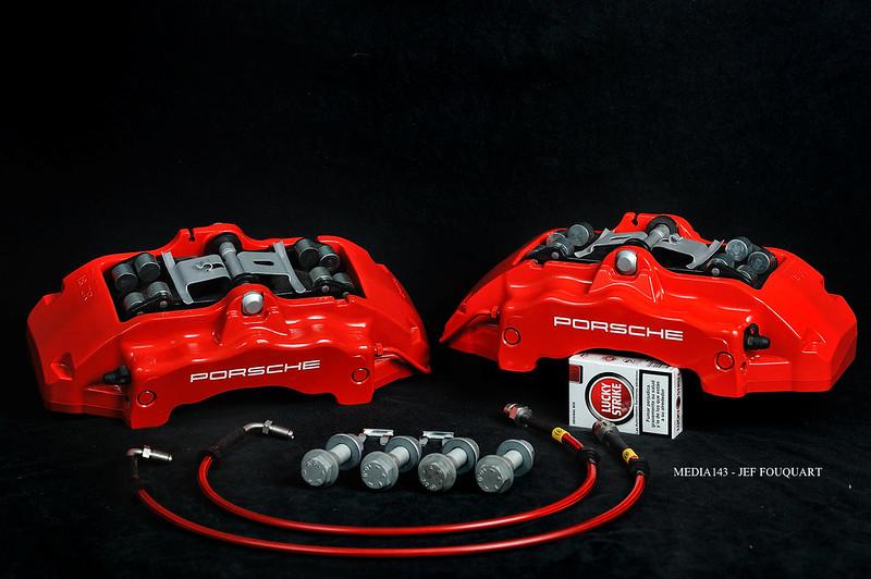 Touareg V10 Tdi >> [FERMÉE] Kit frein porsche cayenne 6 pistons plug&play