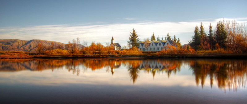autumn is beautiful in iceland