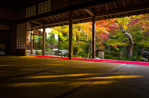 momiji '13 - autumn leaves #1 (Enkou-ji temple, Kyoto)
