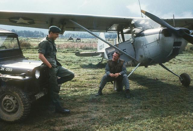 Thuong Duc Airstrip 1970