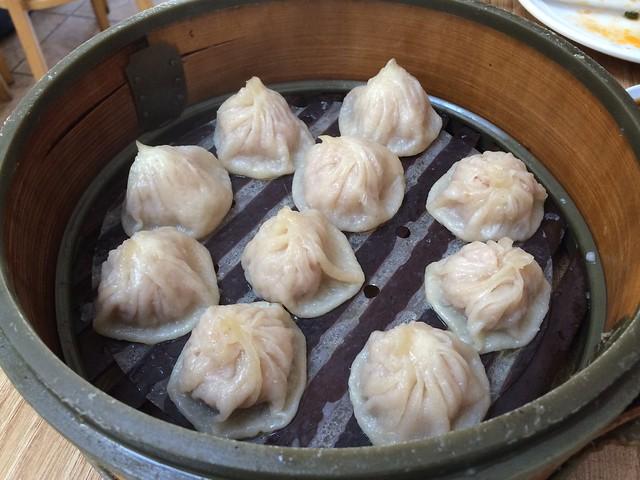 Xiao long bao - Shanghai Dumpling King