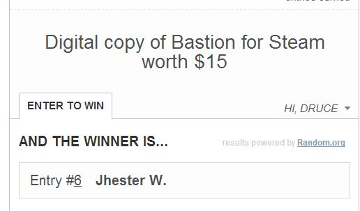 Bastion-Giveaway-Winner