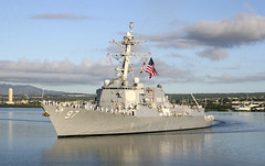 USS Halsey (DDG 97) file photo.