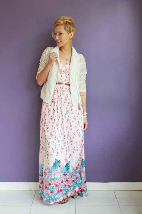 Look do dia: vestido Antix