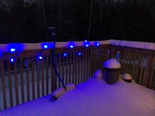 winter snow lindsay shovel
