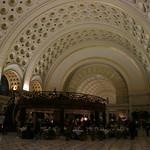 Entrance at Union Station D.C.