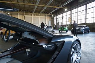 Opel G90 Concept
