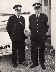 Inverness (-shire) Constabulary Broadford (Isle of Skye)  1969