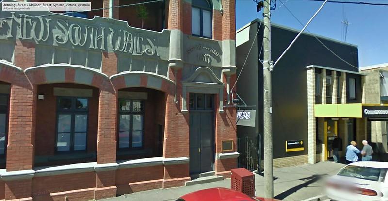Mollison Street, Kyneton (Google Streetview)