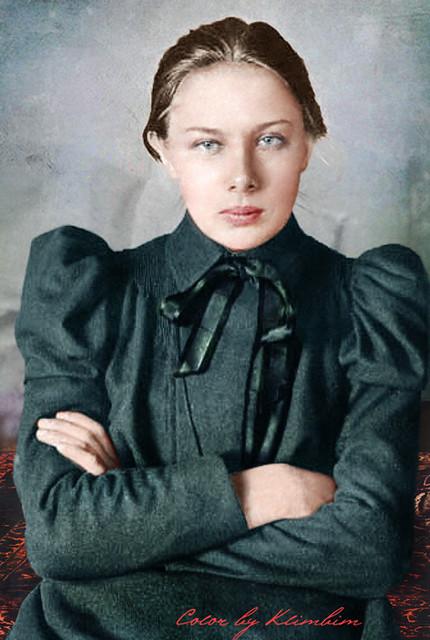 Nadezhda Krupskaya, Vladimir Lenins wife