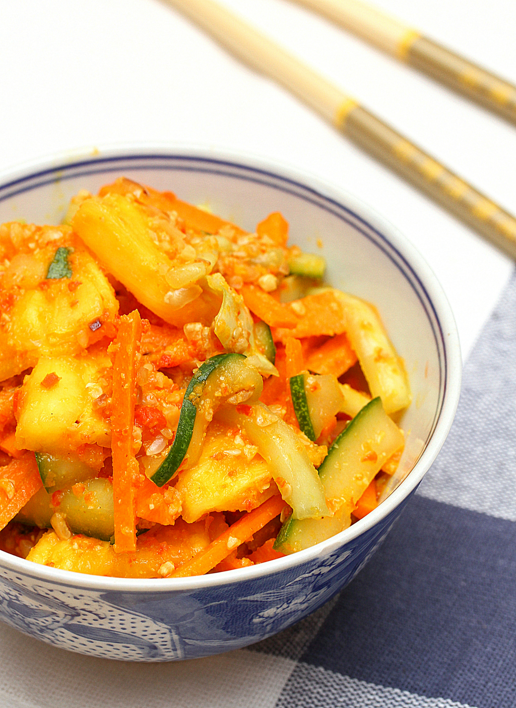 Achar Recipe: Nonya Style Achar