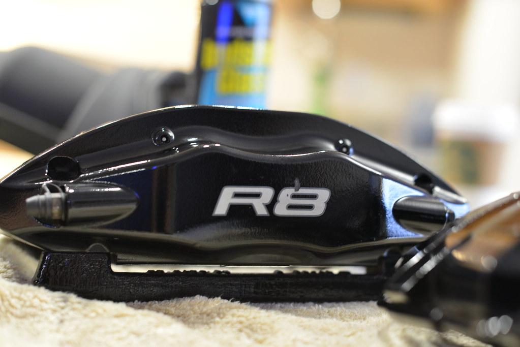Brembo Brake Kit >> FS:USED Audi R8 Front & Rear Brembo Brake kit (Rotors & Calipers)