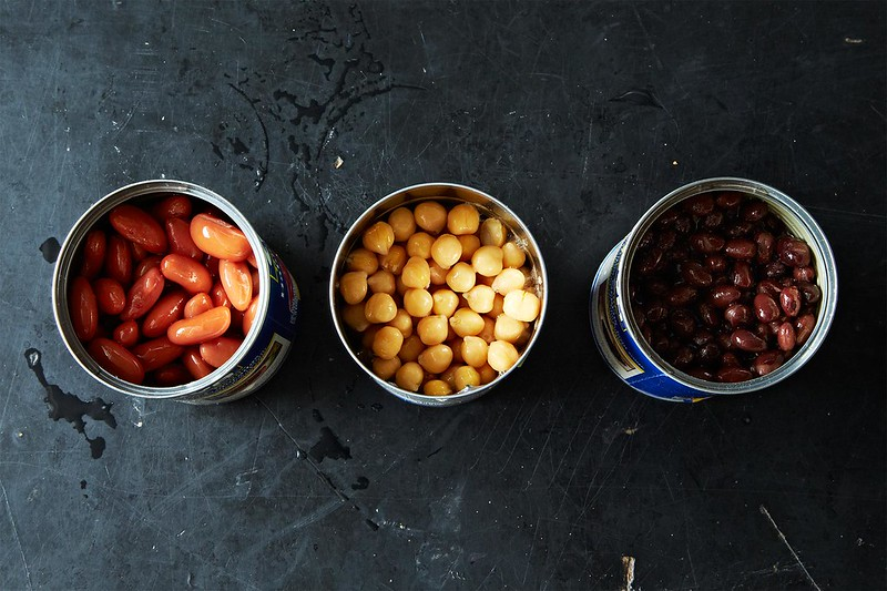 Canned beans from Food52