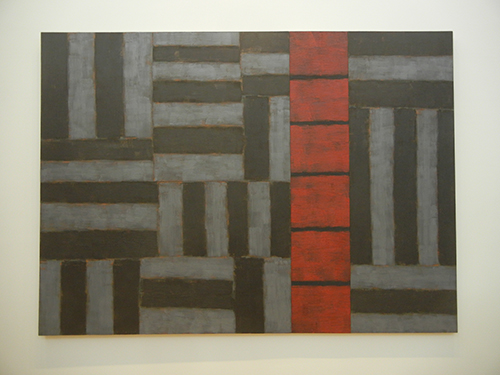 DSCN9160 _ Red Ascending, 1990, Sean Scully, Anderson Collection