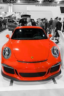 2015 Philadelphia Auto Show - Porsche GT3