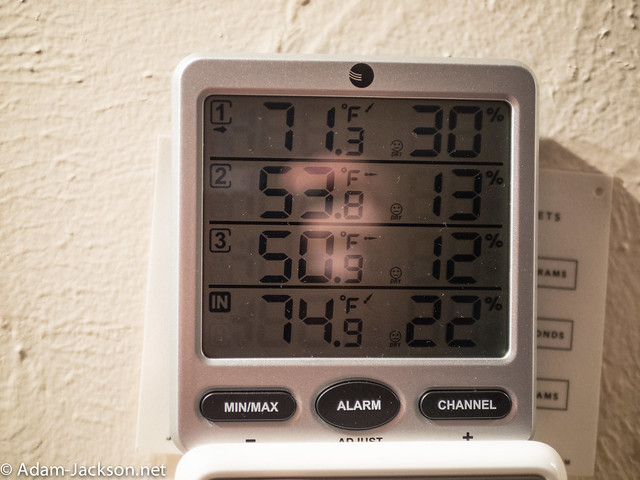 New House-wide Thermometer