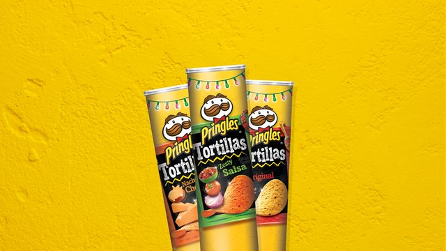 Pringles Tortillas #PringlesAirDip
