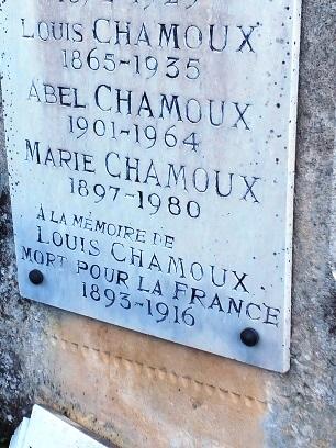 Louis CHAMOUX