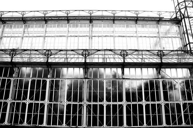 botanic garden berlin monochroe