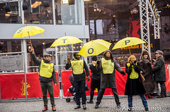 Amnesty International...Flashmob gegen Folter...