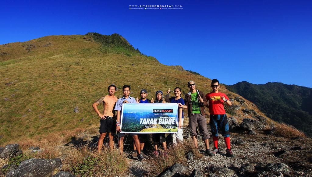 Mount Tarak Ridge Climb Mariveles Bataan