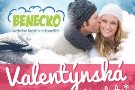Valentýn na Benecku - zábava i závody