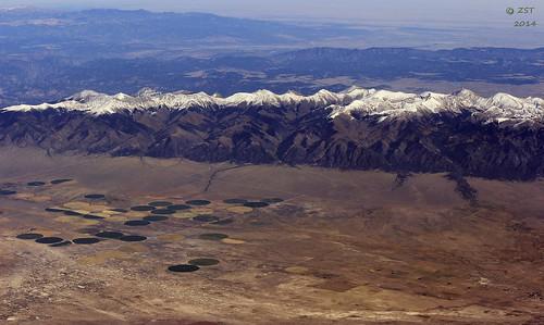 mountains colorado united flight aerial windowseat sangredecristomountains zeesstof grandjunctiontohouston