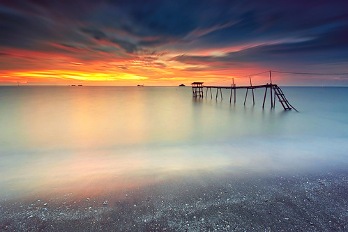 longexposure sunset sea wallpaper sky sun seascape beach nature skyline sunrise landscapes pier seaside nikon asia background awesome malaysia filters jeram selangor gndfilter amazingphoto singhray leefilter nikon1024mmf3545 iamnikon nikonafs1024mmf3545 nikond7100