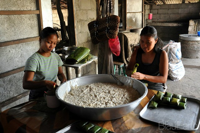 The Tupig Makers of Irene's