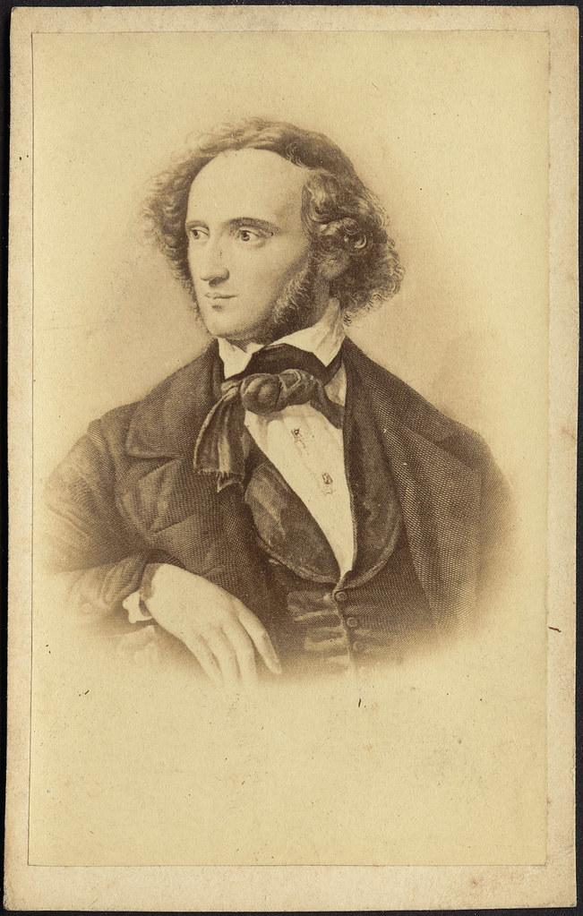 Mendelssohn Bartholdy [front]