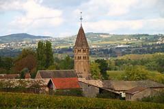 Eglise Saint-Jean à Loché
