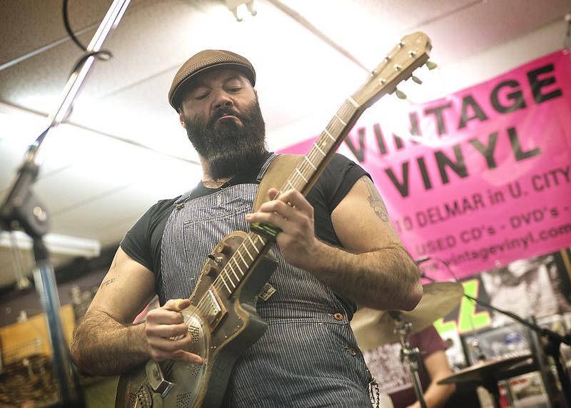 Reverend Peyton's Big Damn Band @ Vintage Vinyl