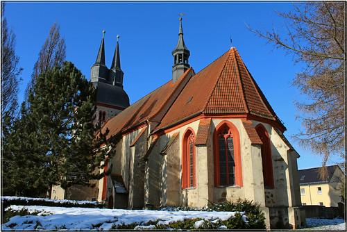 St. Laurentius - Krostitz