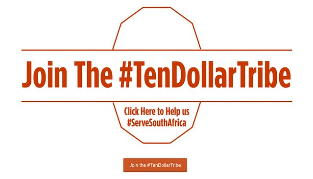 Join the Ten Dollar Tribe