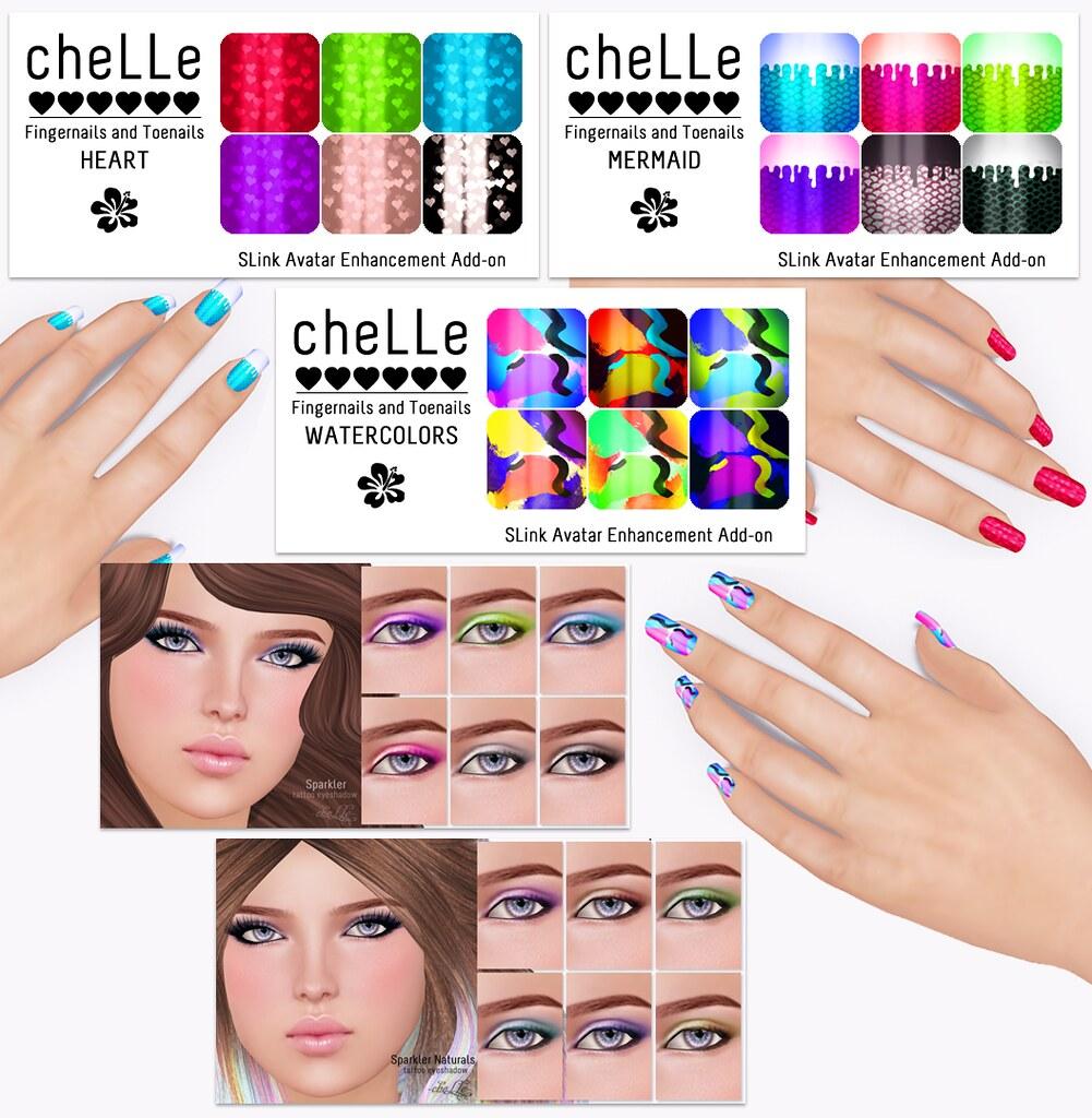 cheLLe @ Cosmetic Fair