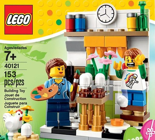LEGO Seasonal Easter Set (40121)